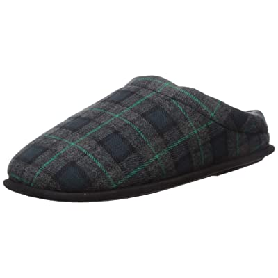 Dearfoams Df Men's Center Front Seam Clog Slipper | Slippers