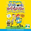 Stinkbomb & Ketchup-Face and the Bees of Stupidity Audiobook by John Dougherty Narrated by Max Dowler