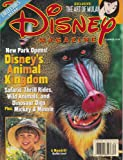 Disney Magazine Summer 1998 Collectors Issue.(Exclusive The Art of Mulan.
