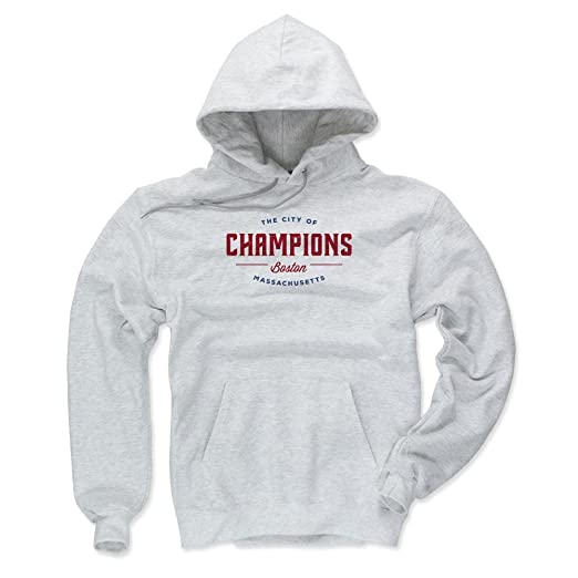 1f5ee96adf27 500 LEVEL Boston Men s Hoodie - Small Ash - Boston Massachusetts City of  Champions