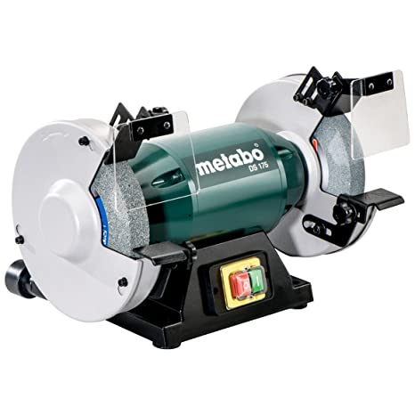 Fabulous Metabo 7 Bench Grinder 3 570 Rpm 3 7 Amp 619175420 Ds 175 Bench Grinders Theyellowbook Wood Chair Design Ideas Theyellowbookinfo