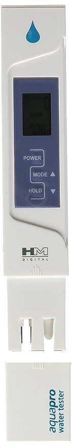 HM Digital AP-1 AquaPro Water Quality Tester (TDS)