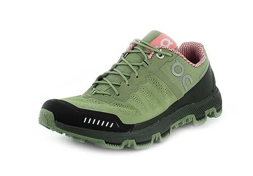 0bc7e151a2f3d Zapatillas On Cloud Venture Reseda Rose 37 5 Verde  Amazon.es  Zapatos y  complementos