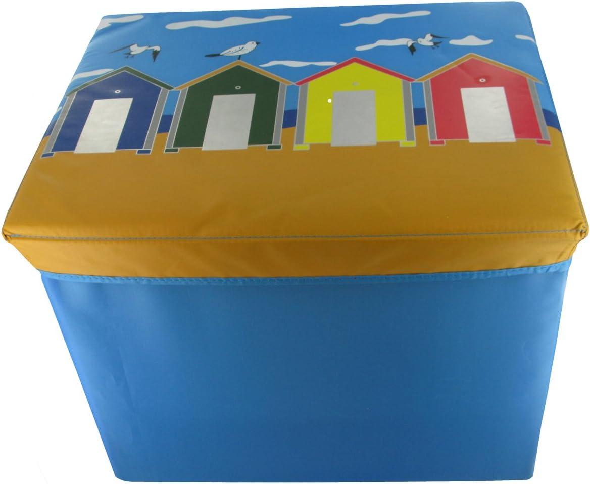 Diseño de casetas de playa caja de almacenaje plegable - para niños juguetes y para acampada