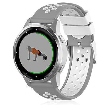 Cobar para Samsung Galaxy Watch 46mm/Gear S3 Frontier/Classic ...
