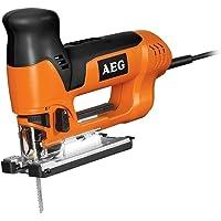 AEG ST 800 XE Orange Scie Sauteuse Sciage 110mm 705W