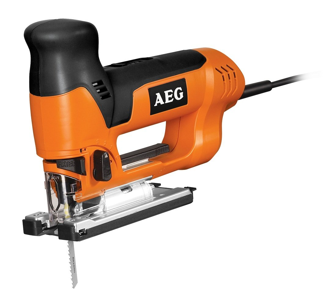 AEG ST 800 XE Orange Scie Sauteuse Sciage 110mm 705W product image
