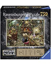 Ravensburger 199587 Puzzel Escape 3 Kitchen Of A Witch - 759 Stukjes