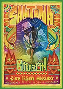 Santana : Corazon Live from Mexico - Live it to Believe it [USA] [DVD]
