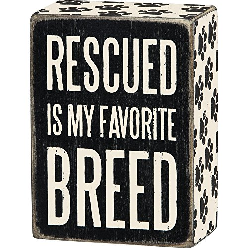 rescued-is-my-favorite-breed-wood-box-sign-black-white-for-wall-hanging-table-or-desk-4-in
