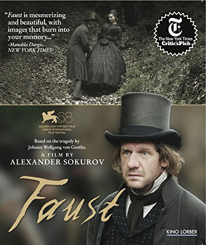 Sokurov's Faust [Blu-ray]