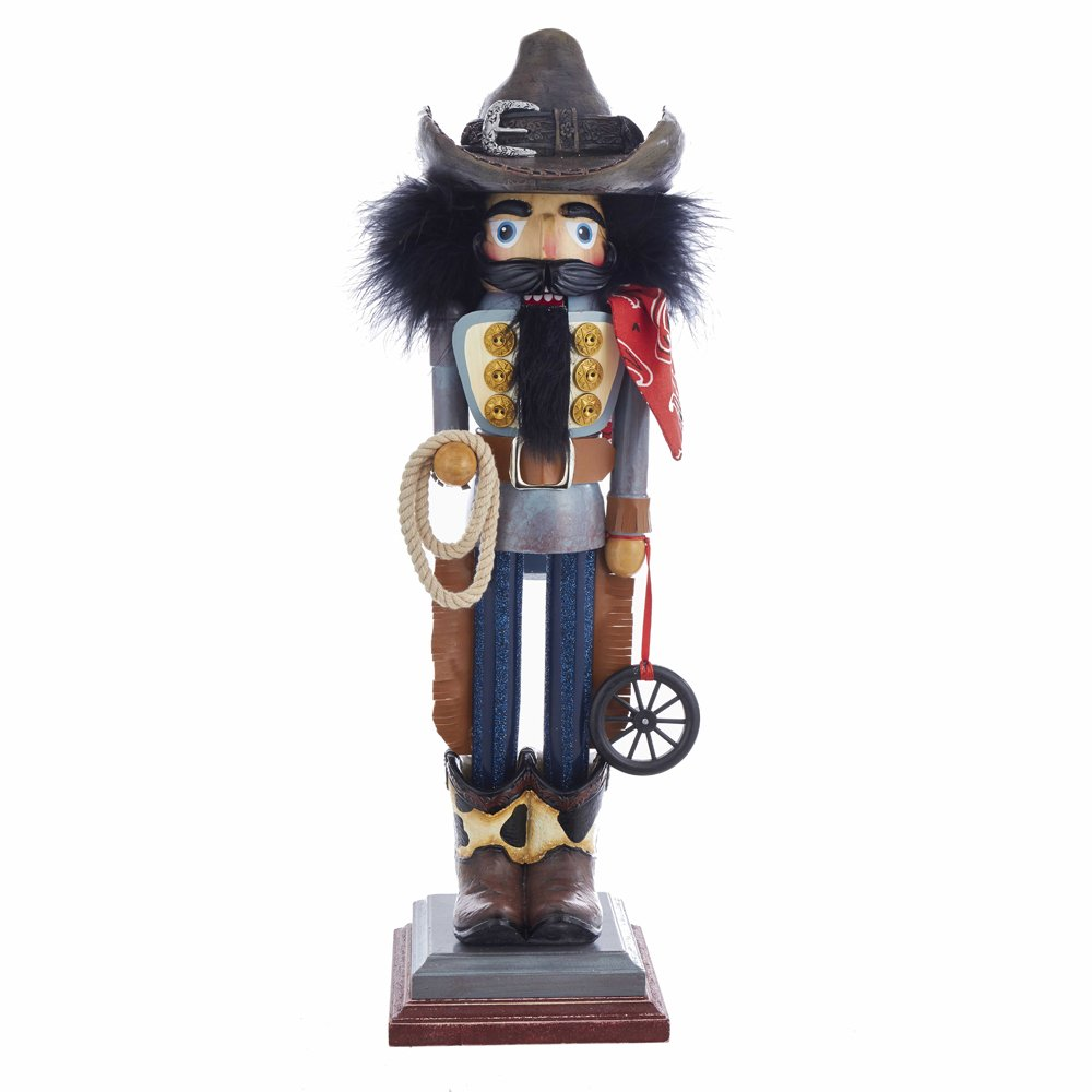 Kurt S. Adler 19'' Hollywood Cowboy Nutcracker