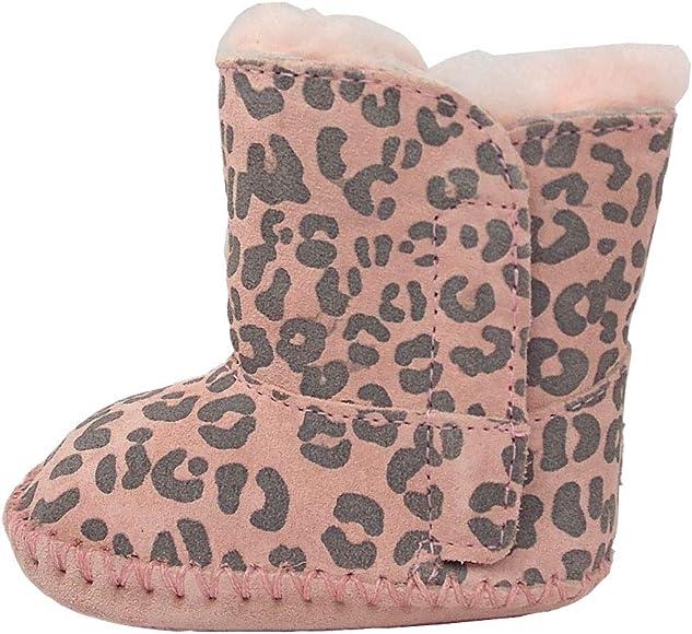 Amazon.com | UGG Cassie Leopard (Infant
