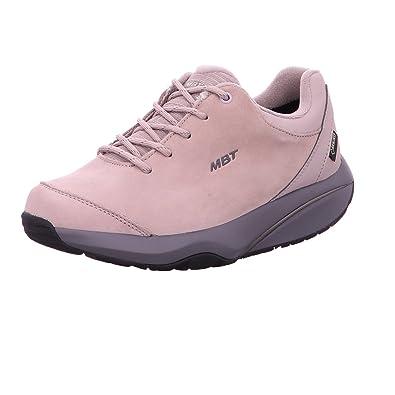 MBT Damen Amara 6S GTX Lace up W Hohe Sneaker, Grau (263T), 38 EU