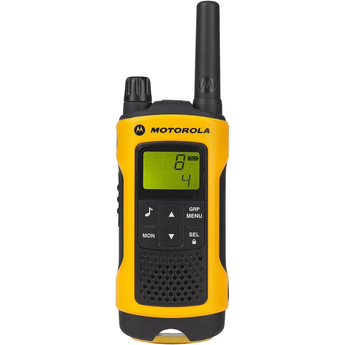 Ein gutes Funkgerät bekommen Sie bei dem Hersteller Motorola.