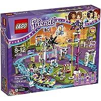LEGO Friends 41130 Amusement Park Roller Coaster Building...