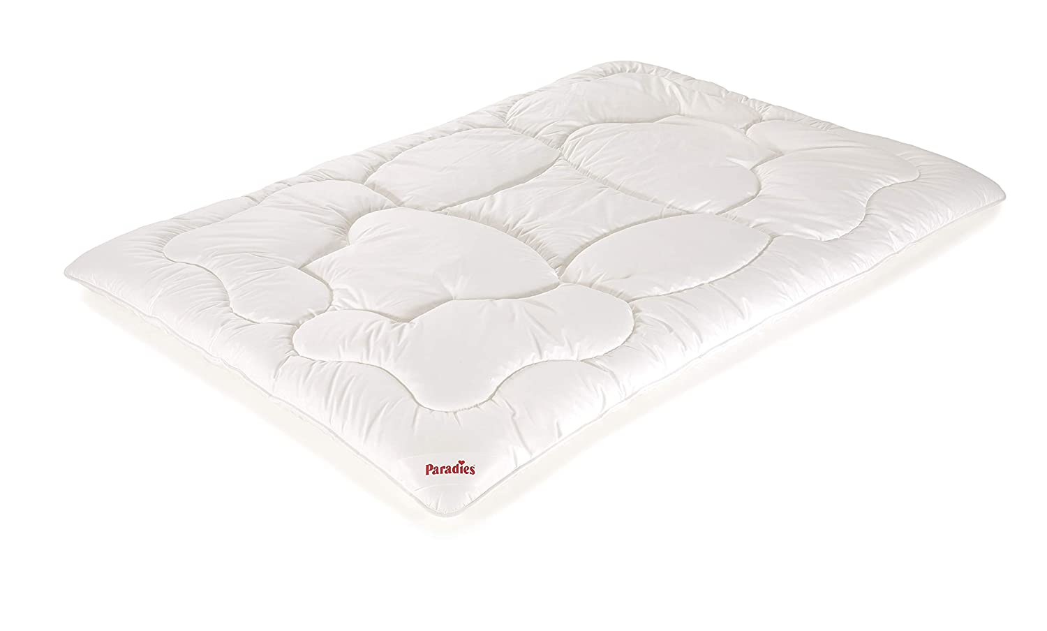 Duo-Steppbett, »Prima-Duett polarwarm«, Paradies, Extra Warm