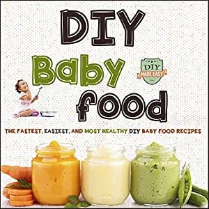 DIY Baby Food Audiobook