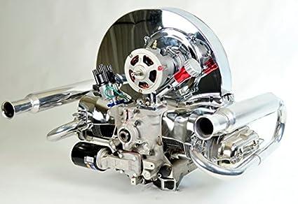 Empi Dual Exhaust System, Ceramic, Dune Buggy Baja Bug
