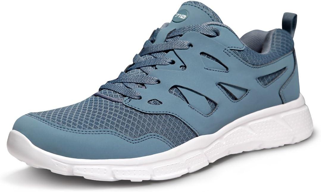 TSLA Men s Lightweight Sports Running Shoes