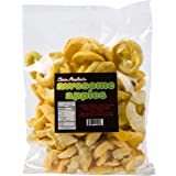 Sam Pocker's Awesome Apples - 1 Pound Bag of Real Dried Whole Apple Rings - Healthy Fiber-Rich Fruit Slices with Zero…