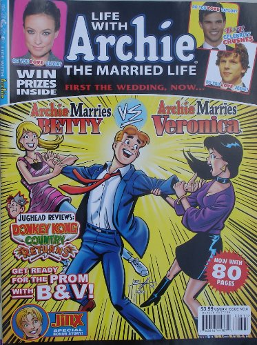 Life With Archie Magazine #8 The Married Life