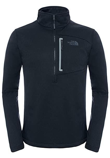 North Face M Canyonlands 1 2 Zip Giacca in Pile  Amazon.it  Sport e ... a6f6942a22ab