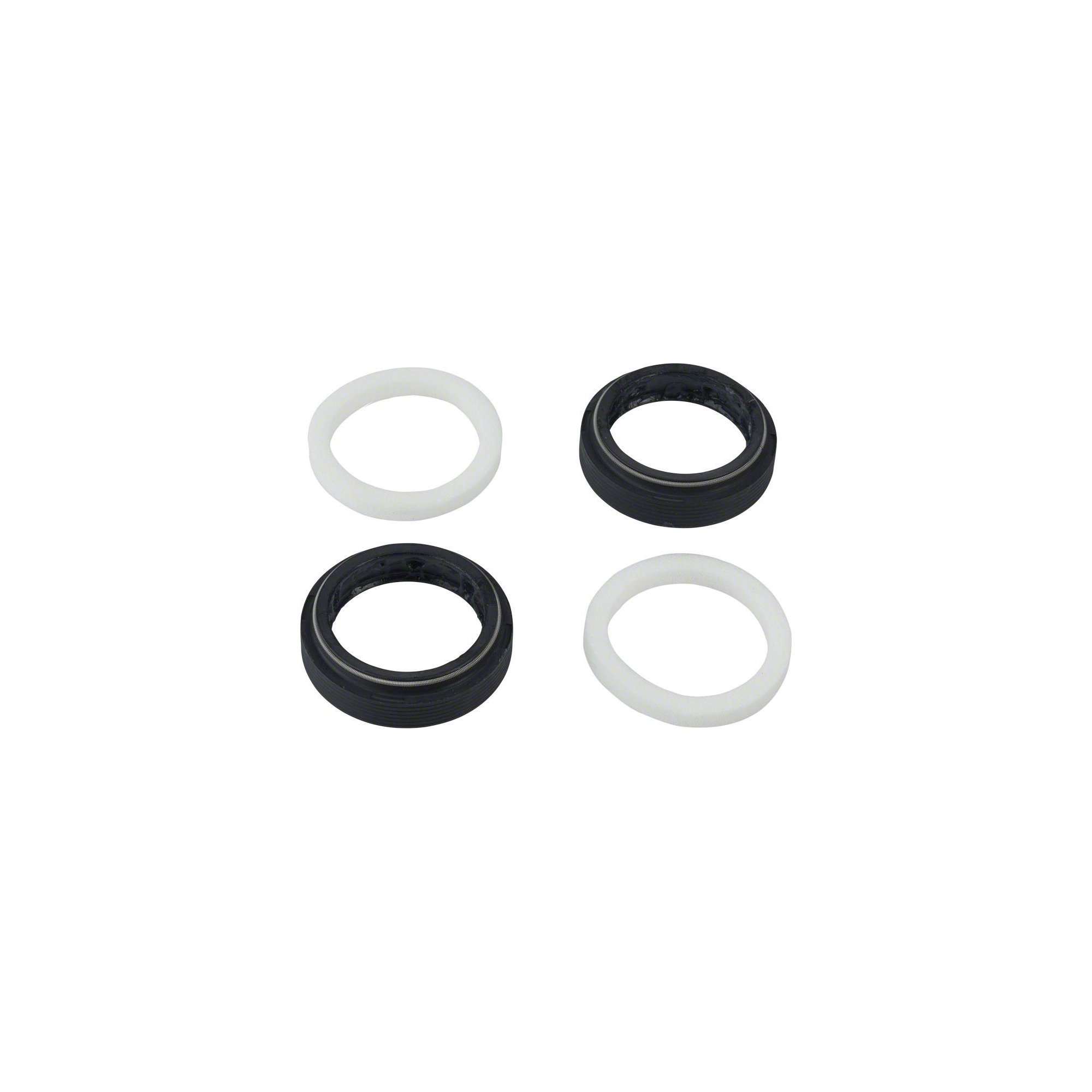RockShox Dust Seal Kit Black, 35mm SKF for Pike/Lyrik B1/Yari/BoXXer