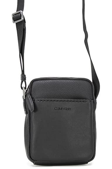 602f1ca3657 Calvin Klein HOMME SAC MULTI TASK MINI REPORTER K50K503757  Amazon ...