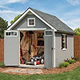 Amazoncom Best Barns Aspen 8 X 12 Wood Shed Kit Home Kitchen