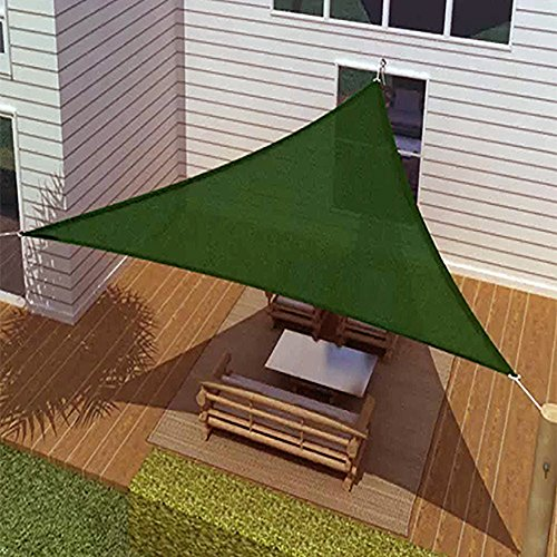 Modern Home Sail Shade Triangle (11.5' Sides) by Modernhome