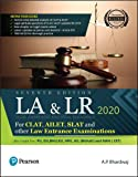 Legal Awareness and Logical Reasoning 2020 | CLAT, AILET, SLAT and Other Law Entrance Examiations | Useful for PU,DU,BHU,KU,HPU,AIL | Seventh Edition | By Pearson