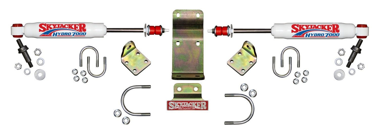 Skyjacker 7203 Steering Stabilizer Dual Kit by Skyjacker (Image #1)