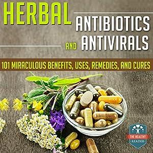 Herbal Antibiotics and Antivirals Audiobook