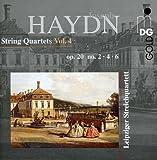 Streichquartette Vol.4,Op.20,Nr.2,4 & 6