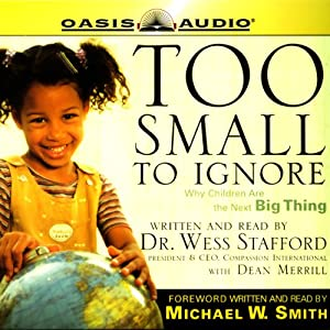 Too Small to Ignore Audiobook