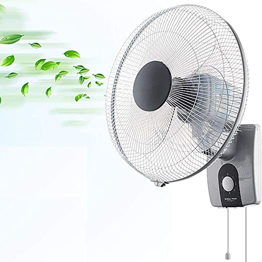 Wall Fan ALY® Ventilador Montado En La Pared, Ventilador Oscilante ...