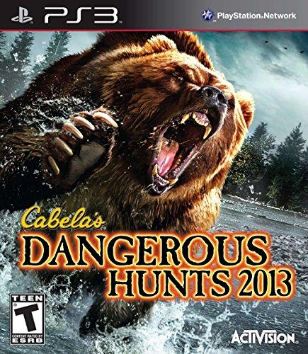 Cabela's Dangerous Hunts 2013 - Playstation 3 (Games Gun Ps3)