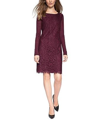 Kleid wolle knielang