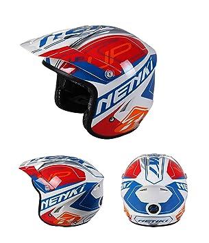 Casco De La Motocicleta Hombres Y Mujeres Medio Casco con Máscara Y Gafas De Protección Opcionales