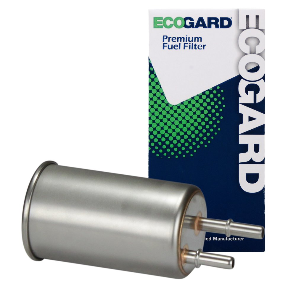 ECOGARD XF10631 Engine Fuel Filter V60 Cross Country Premium Replacement Fits Volvo S60 Cross Country