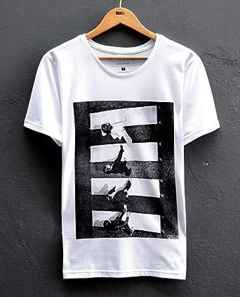 6f0ad05252 Camiseta Abbey Road  Amazon.com.br  Amazon Moda