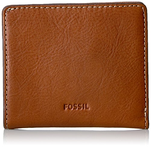 Fossil Emma RFID Mini Wallet, Brown, One Size by Fossil