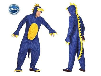 Atosa - Disfraz dinosaurio para adulto (111-26124)