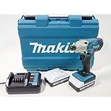 Makita TD127DWE - Atornillador De Impacto A Bateria 18V 1,1 Ah Litio-Ion