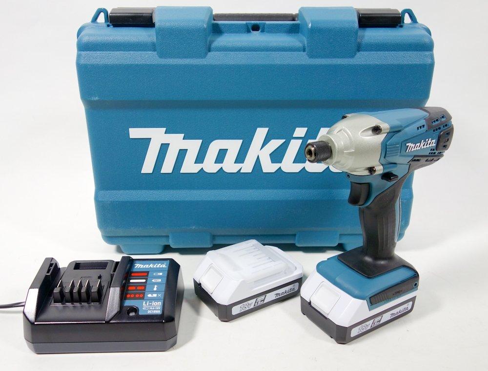 Makita TD127DWE Atorni. Impact 18 V Lit