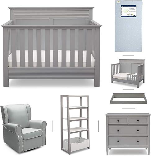 Crib Furniture Nursery Furniture Set