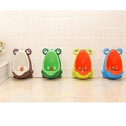 Frog Boy Kids Baby Toilet Training Children Potty Pee Urine Home JY
