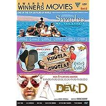 AWARDS WINNERS MOVIES SET-2