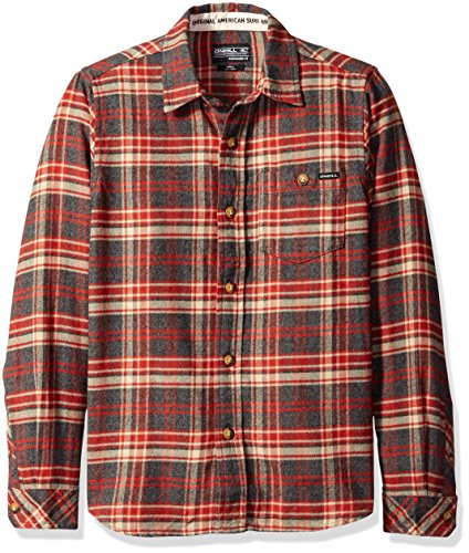ONeill Big Boys Redmond Flannel